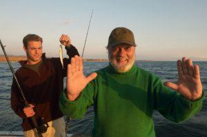 pêche au lancer